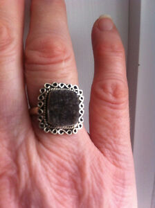 New Solid Sterling Silver Ring