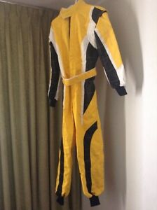 Go-kart Racing suit and gear