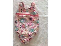 M&S 9-12 months swim suit