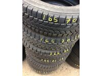 TYRE SHOP 175/65/14 165/60/14 165/65/14 185/60/14 165/70/14195/60/14 used tyres