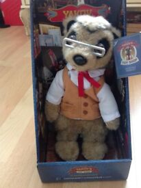 New Compare the meerkat toy with certificate. Yakovs Toy Shop