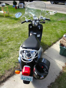 Two 2006 Scooters for sale