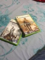 ASSINSSCREED3 AND MW2