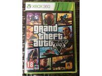 Xbox 360 Grand Theft Auto Game
