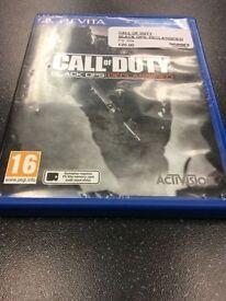 Call of Duty: Black Ops: Declassified PS Vita RARE Game