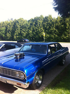 1964 chevelle 2 door 300 series for sale or trade for a boat
