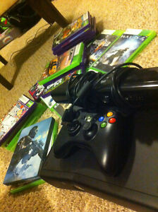 Xbox 360+lots of accessories!