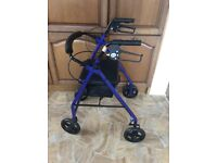 Mobility Walker with seat (can deliver today)
