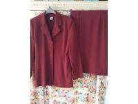 Ladies Vintage suit size 12