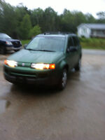 2004 SATURN VUE NEW 2 YEAR MVI 2900.00