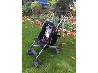 Maclaren triumph stroller pushchair