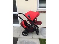 Jane Twone Double pushchair