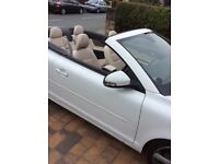Volvo C70 Cabriolet 2.0 D 59 plate