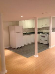 MODERN 2 BDRM WALK OUT BASEMENT APARTMENT FOR RENT IN SOUTH AJAX