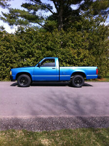 1991 Chevrolet S-10 Reg cab short box Pickup Truck