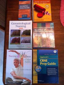 LU Nursing Textbooks for sale