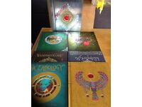 Box set of oncology books