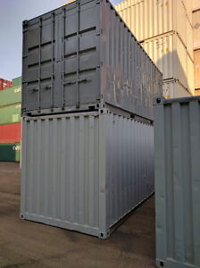20' Painted Storage Containers