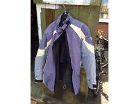 Triumph ladies jacket medium