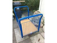 New Heavy Duty BALANCED Wheel TROLLEY/TRUCK Easy to Manoeuvre