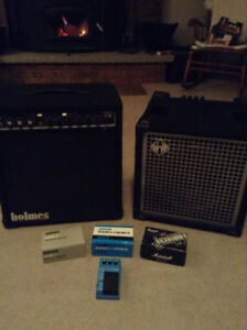 Amps & Pedals