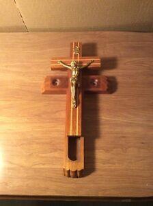 Crucifix bois Saguenay Saguenay-Lac-Saint-Jean image 2