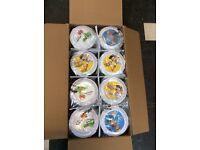 8 pack of breakfast pots