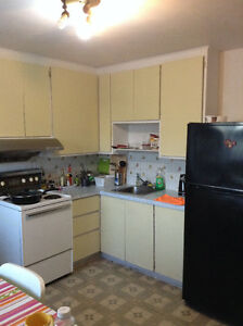 big 4 1/2 appartment for rent, near Longueuil Metro
