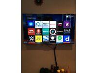 LIKE NEW SONY BRAVIA KDL 50 INCH Smart TV