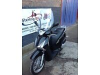 HONDA SH 125 FOR SALE 2014 WITH WINDSHIELD LOW MILEAGE NOT PCX STERLING
