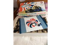 Team GB Scalextric Velodrome Cycling Set