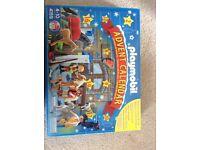 Playmobil advent calendar 4159