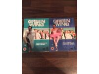 Green wing dvds