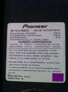 Pioneer Surround Sound Speakers. Sarnia Sarnia Area image 2