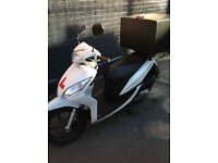 HONDA VISION 110 FOR SALE or PX to clear