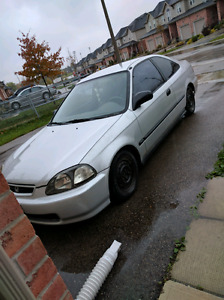 HONDA CIVIC FOR SALE!!
