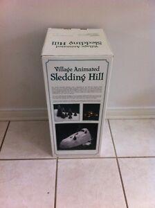 Department 56 Village Animated Sledding Hill Motorized ...  Department 56 V...