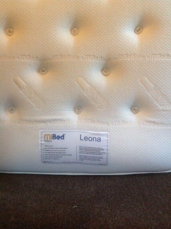 Mi bed single mattress