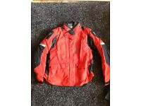 Pre-owned REV'IT! Ladies Motorcycle Jacket