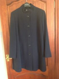 EASTEX WOMENS WOOL MIX COAT