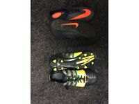 Football trainers and Astro traners