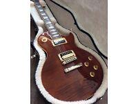Gibson Les Paul Standard Plus Fender US Relic Standard Stratocaster TRADE