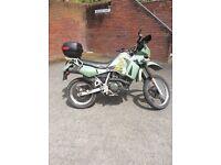 KLR650 Motor Bike