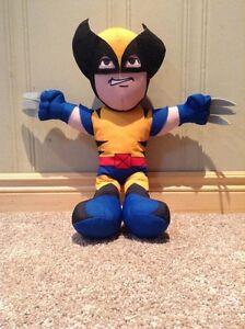 """Wolverine"" plush toy"