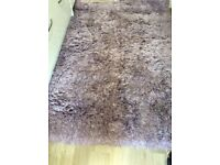 Next shaggy pile rug