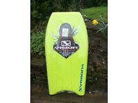 2 BODYBOARDS & DOUBLE STORAGE BAG