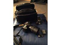 Nikon D80 Full setup