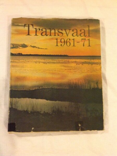 Africana - Transvaal 1961 to 1971