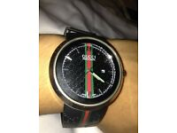 Gucci watch mens