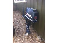Outboard 25hp £120.00